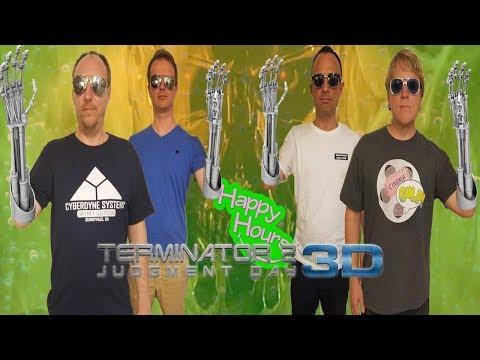 Terminator 2 in 3D  (Cinema Gulp's Happy Hour Special)