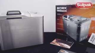 Распаковка хлебопечи BORK X800