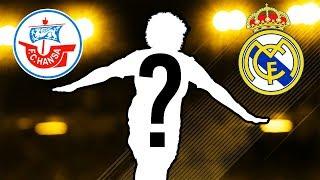 TRANSFERAM O LEGENDA DE LA REAL MADRID / FIFA 18 CARIERA DSG #73