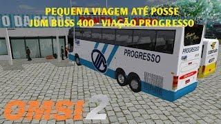 OMSI 2 - PEQUENA VIAGEM ATÉ POSSE (MAPA BRASIL VIAGEM)