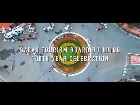 Sabah Tourism 100th Year Anniversary