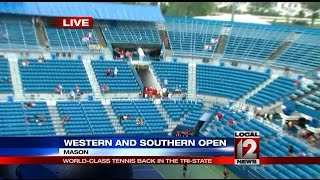 Western & Southern Open makes its way back to the Tri-State