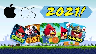 HOW TO PLAY OLD ANGRY BIRDS GAMES IN 2021 🤯