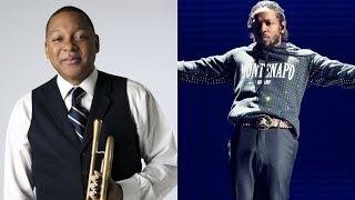 Larry Elder - Wynton Marsalis SLAMS Rap Music | Kendrick Lamar is a HYPOCRITE About The N Word