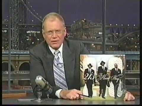 """Snoop Dogg, Warren G, and Nate Dogg perform as """"213"""" on The Late Show with David Letterman (2004)"""