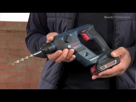 Taladro Percutor A Bateria GBH 18V-Li Compact Bosch