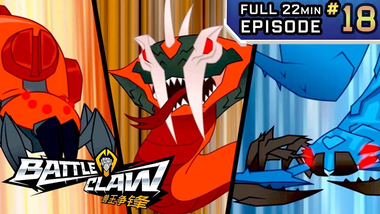 Download Jinlins Gone Wild   BattleClaw Season 1   Episode 18