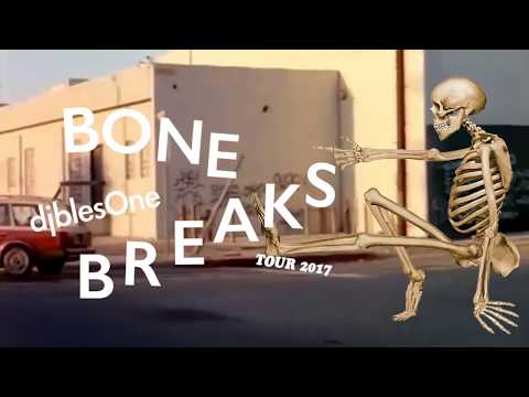 djblesOne - BONE BREAKS MIXTAPE (Bboy/Bgirl mix from BONE BREAKS album)