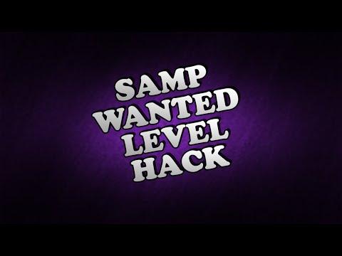 SAMP - Wanted Level Hack *New Troll Hack* [ Cleo ]
