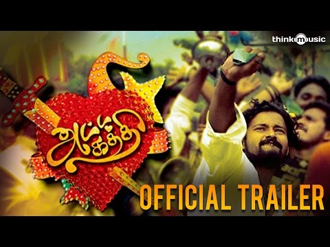 Attakathi Official Theatrical Trailer (HD) Mp3