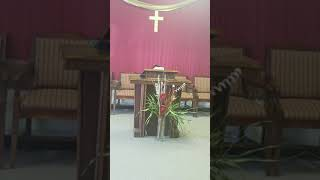Bishop Marlon Curtis don't complain pray( prayer is a lifestyle) Proverbs 3 5,6