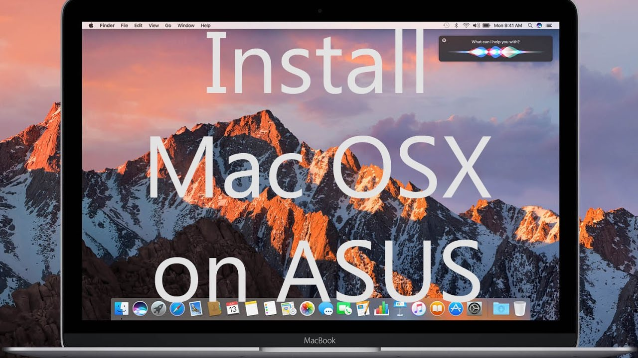 Install Mac OSX on ASUS X455L Easely | Hackintosh dual boot with Windows 10  - Музыка для Машины