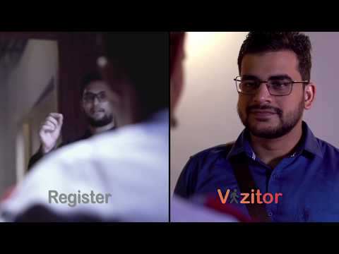 Vizitor: Visitor Management System | Make your visitors check-in smartly