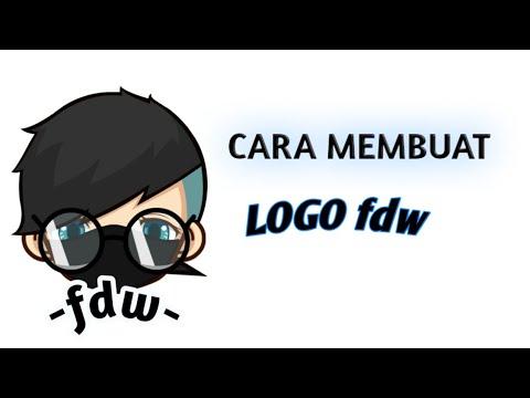 Cara Membuat Logo Seperti Fdw Youtube