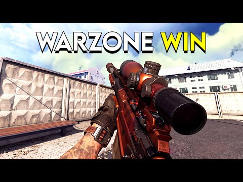 Our First Win in CoD Warzone!