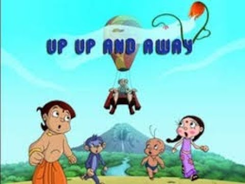 chhota bheem up up and away youtube. Black Bedroom Furniture Sets. Home Design Ideas