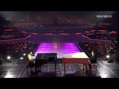 Tae Yang & Xiah Junsu - Piano Battle Live 2008.12.29 HD