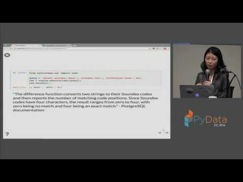 Jiaqi Liu | Fuzzy Search Algorithms How and When to Use Them