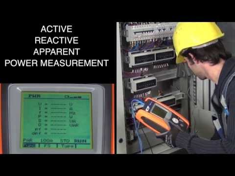 HT Combi420 Multifunction tester and Power quality