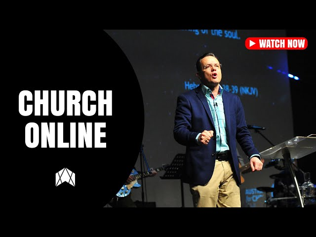 YOU CAN OVERCOME POWERS OF DARKNESS - SUNDAY 18TH OCT - CHURCH ONLINE