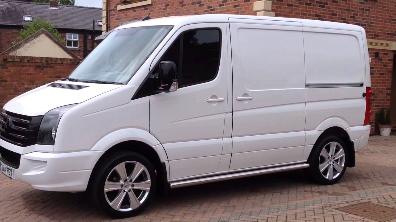 vw crafter sportline video here youtube. Black Bedroom Furniture Sets. Home Design Ideas