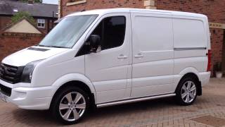 Vw crafter Sportline video here