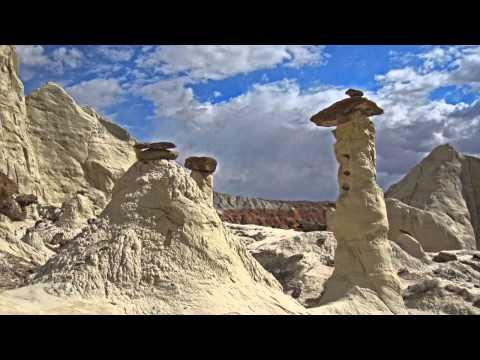 The Toadstools, Kanab Utah