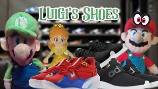 Luigi's Shoes