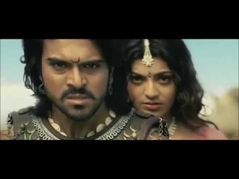 Рам Чаран Теджа (Ram Charan Teja) Каджал (KAJAL AGGARWAL) клип по фильму  Великий воин (Magadheera)