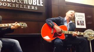 Billy Boyd - The Last Goodbye Live (Acoustic)
