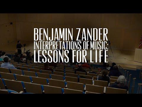 Teaser- Benjamin Zander's Interpretation Of Music: Lessons For Life