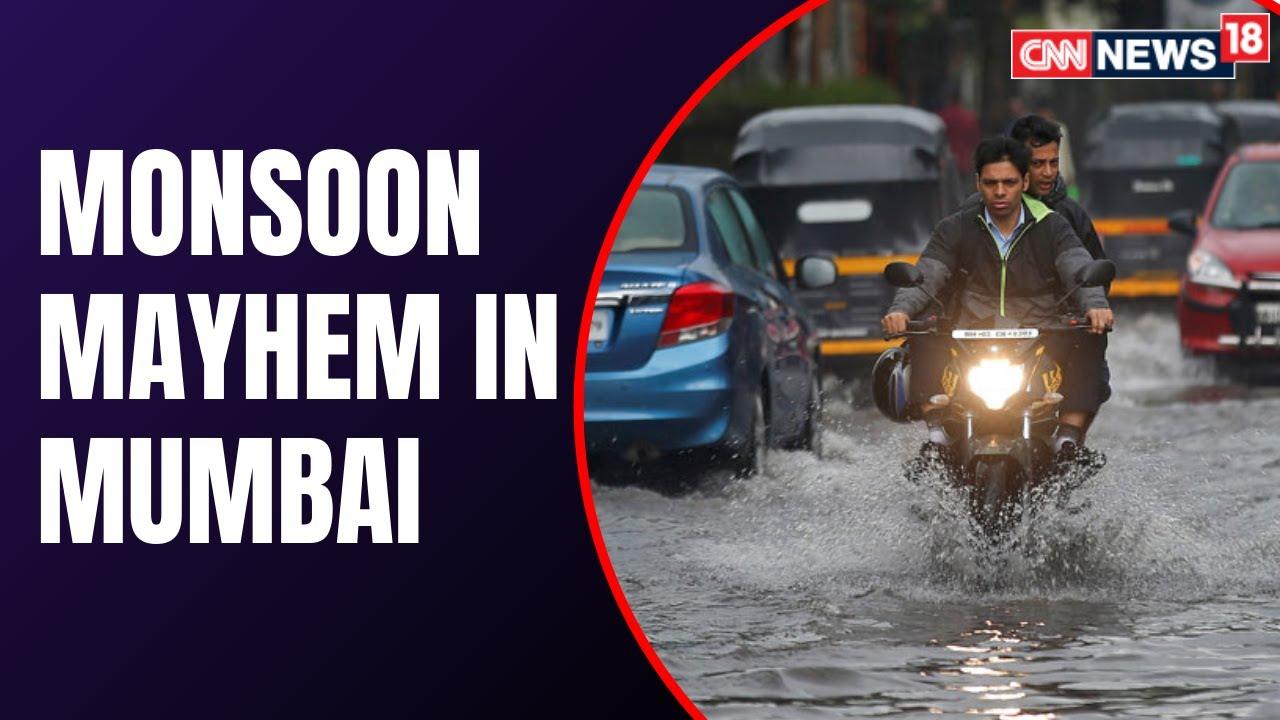 P Velrasu, Additional Municipal Commissioner of BMC on Waterogging | Mumbai Latest News | CNN News18