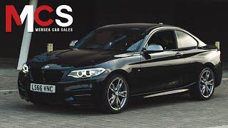 BMW M240i - Mersea Car Sales