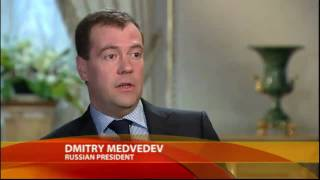 Dmitry Medvedev on Music, Religion and His Rise to Power