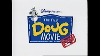THE FIRST DOUG MOVIE EVER MOVIE TRAILER [VHS] 1999