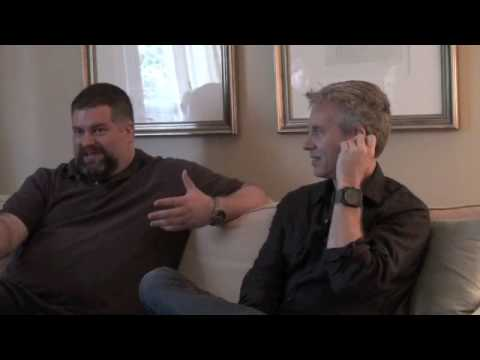 HOW TO TRAIN YOUR DRAGON interviews with directors Dean DeBlois and Chris Sanders (LILO & STITCH)