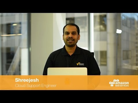 AWS KC Videos: How do I configure a white label name server using Route 53?