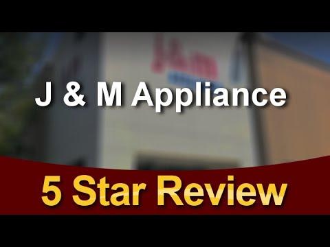 J & M Appliance Redlands Review Video