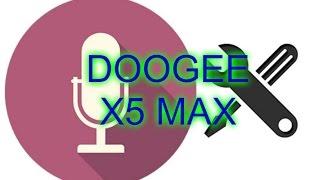 Інструкція з налаштування мікрофону DOOGEE X5 MAX