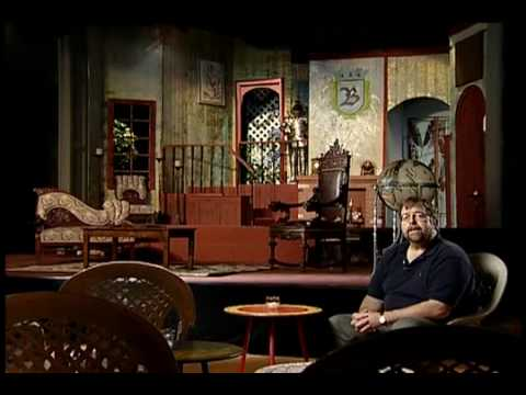 Practical Technical Theater Demo: Set Design - YouTube