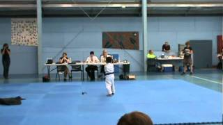 6 year old taekwondo creative forms wt music