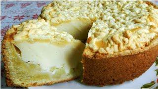 Съедается моментально! Королевский Песочный Пирог с Творожной начинкой и Яблоками!