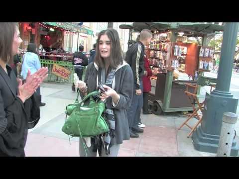 Handbag Street Style - Santa Monica, CA | Handbago TV