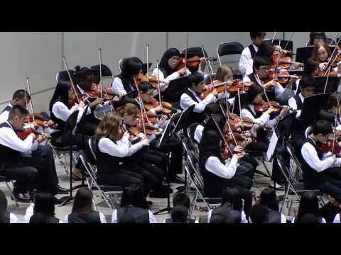 Performance of the top orchestra of all Garland ISD Orchestra Programs.