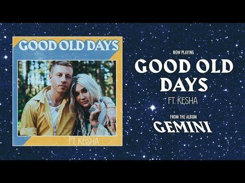 Macklemore Ft. Kesha - Good Old Days (Colin Rondeel Remix)