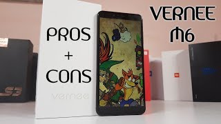 Worst&Best things about Vernee M6! Pros&Cons/Issues/Problems/Worth buying?
