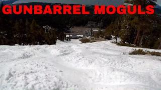 Gunbarrel Moguls at Heavenly Top to Bottom Preview April 23, 2017