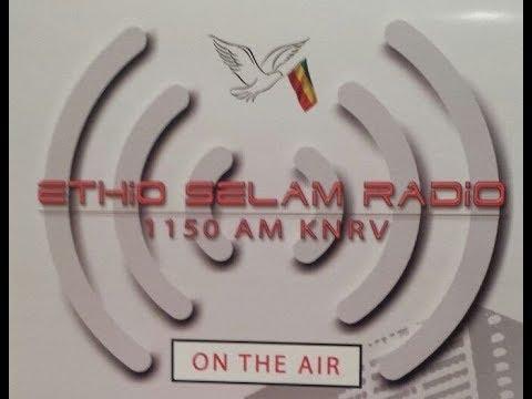 Ethio Selam Radio Denver presents Activist  Solomon  Bogale part 1