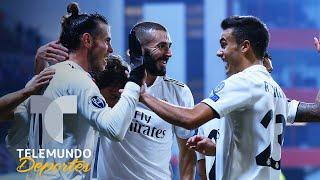 Goles contra la crisis, el remedio más efectivo para el Real Madrid | La Liga | Telemundo Deportes
