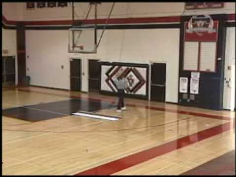Amazing Basketball Court Cleaner Courtclean Youtube